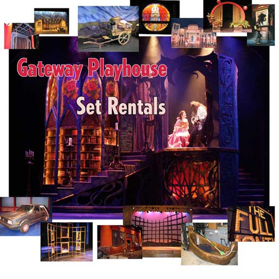 Theatrical Scenery and Drop Rental Examples