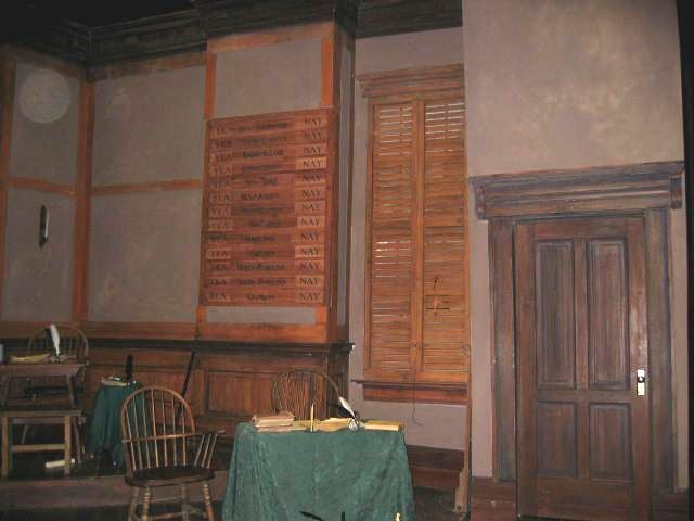 Gateway Playhouse Set Rentals 1776