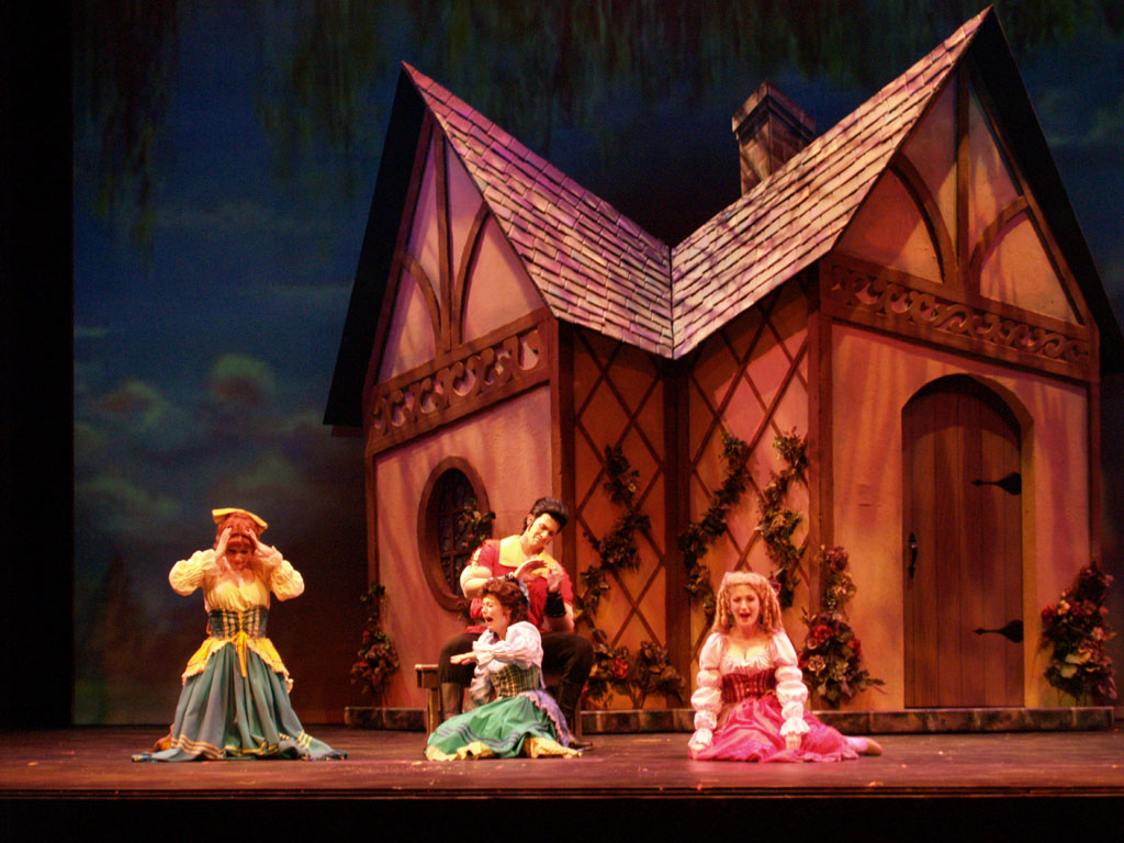 Gateway Playhouse Set Rentals Beauty And The Beast
