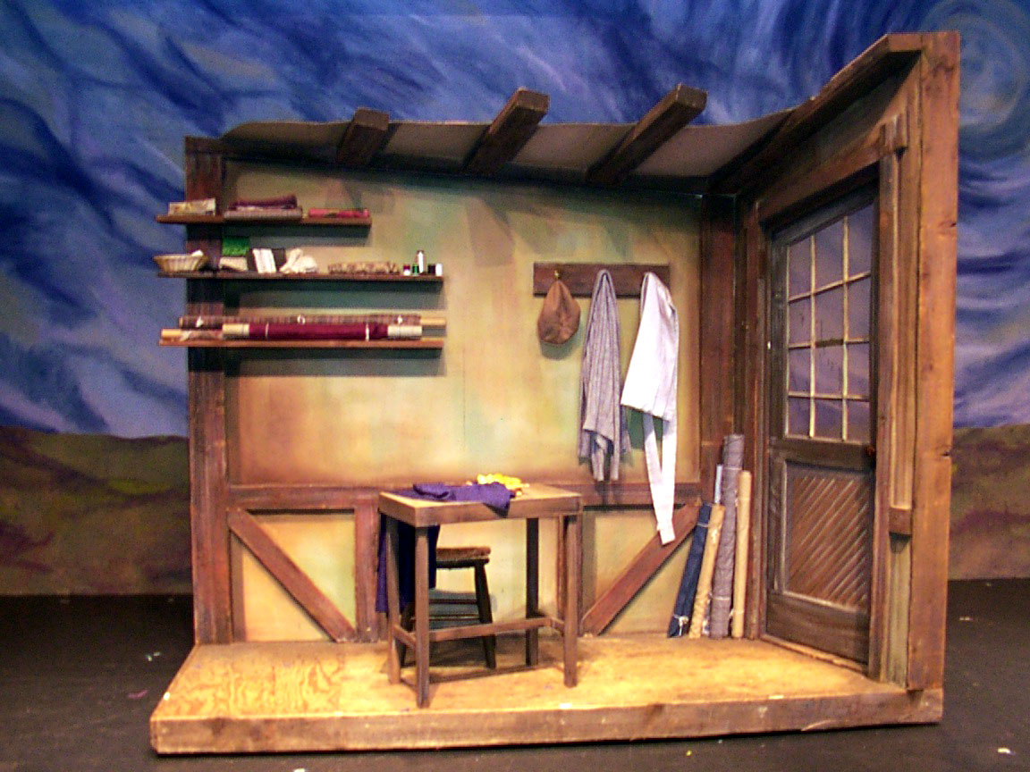 Gateway Playhouse Set Rentals Fiddler On The Roof
