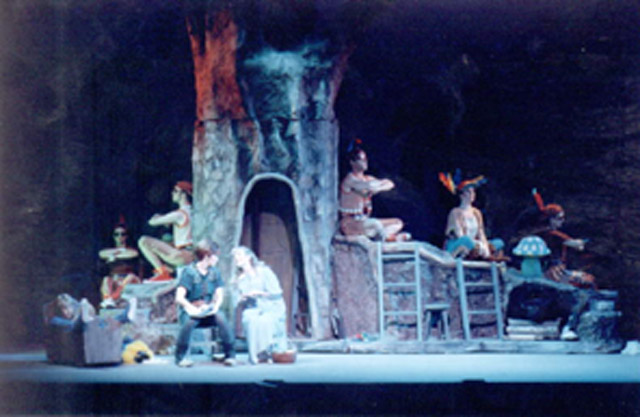 Gateway Playhouse Set Rentals Peter Pan