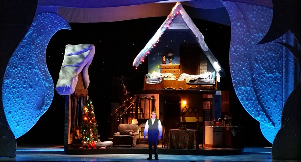 and could be excluded from the rental if you dont want it this set loads in in 2 days and out in 1 when crew and equipment requirements are met - When Is A Christmas Story Set