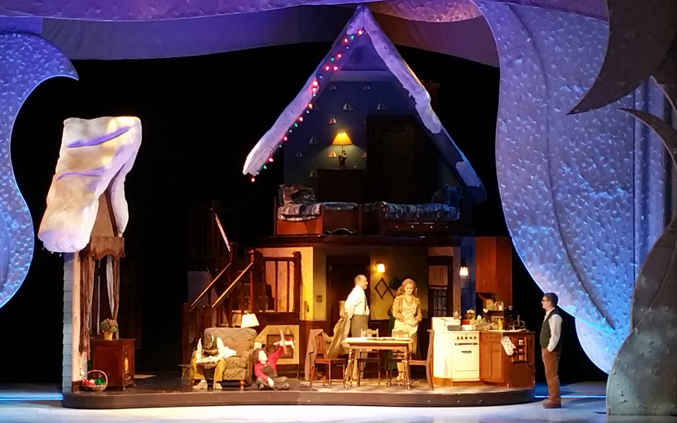 and could be excluded from the rental if you dont want it this set loads in in 2 days and out in 1 when crew and equipment requirements are met - What Year Is Christmas Story Set